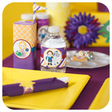 Tangled Party Package Printable PDF