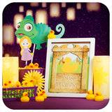 Tangled Lanterns Printable PDF