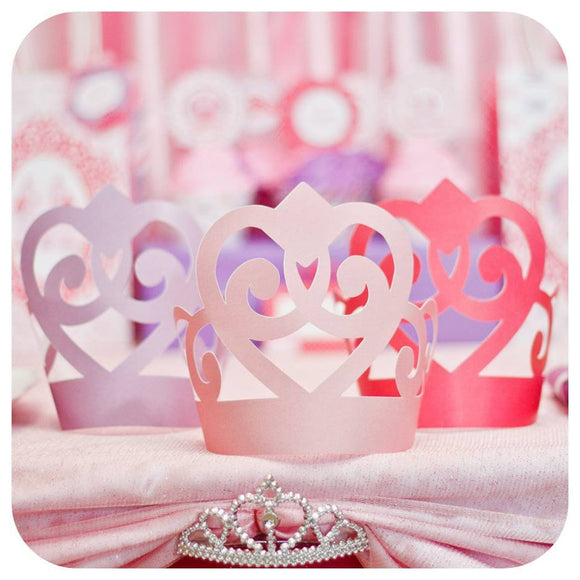 Pretty Princess Crowns