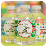 Mickey Mouse Clubhouse Water Bottle Wrappers Printable PDF