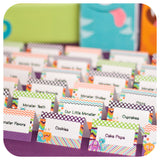 Little Monsters Food Tent Labels Printable PDF