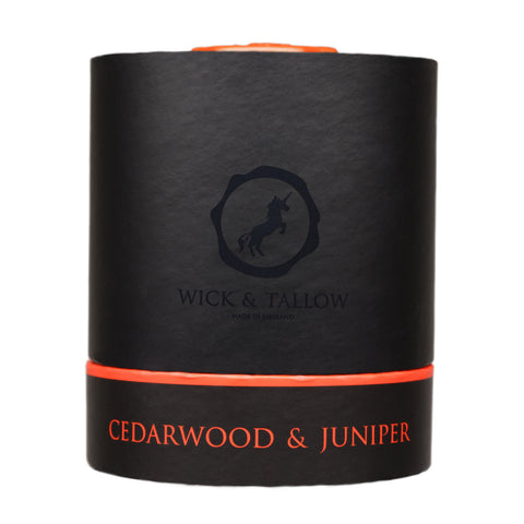 Cedarwood & Juniper Candle