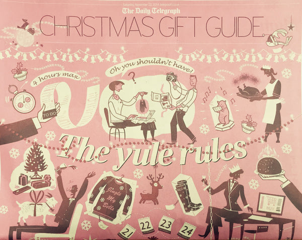 The Daily Telegraph Christmas Gift Guide