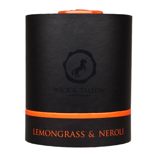 Lemongrass & Neroli Candle
