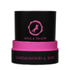 Sandalwood & Rose Candle