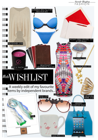 #shwishlist by Sarah-Hayley Owen