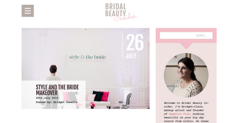 Bridal Beauty Insider