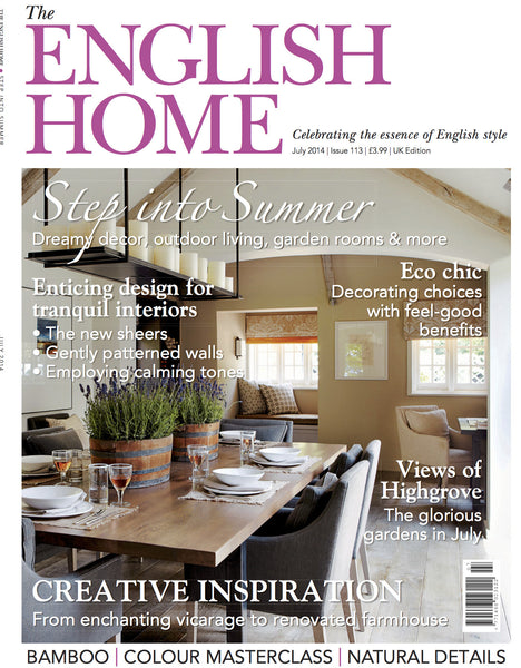 The English Home - November 2014