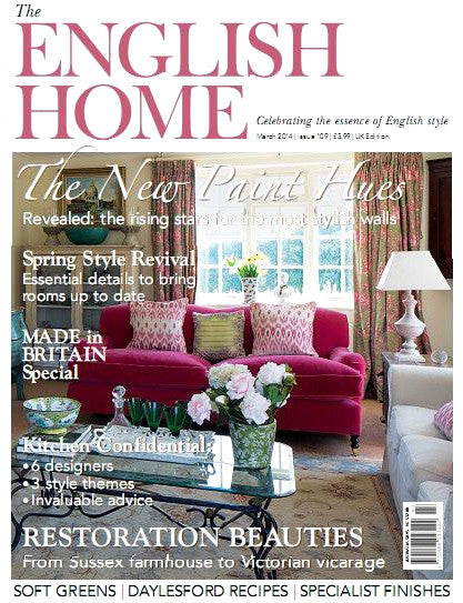 The English Home - March 2014