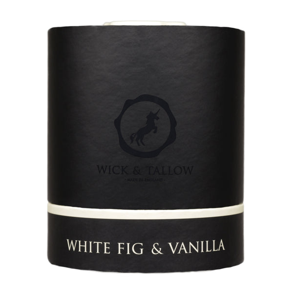 White Fig & Vanilla Candle