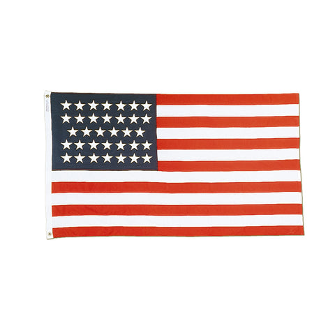 Union Civil War 34 Star Flag - ColorFastFlags | All the flags you'll ever need!
