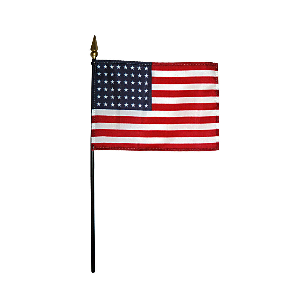 Miniature U.S. 48 Star Flag - ColorFastFlags | All the flags you'll ever need!