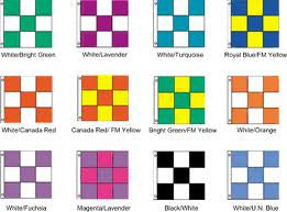Nine Checker Flags - ColorFastFlags | All the flags you'll ever need!