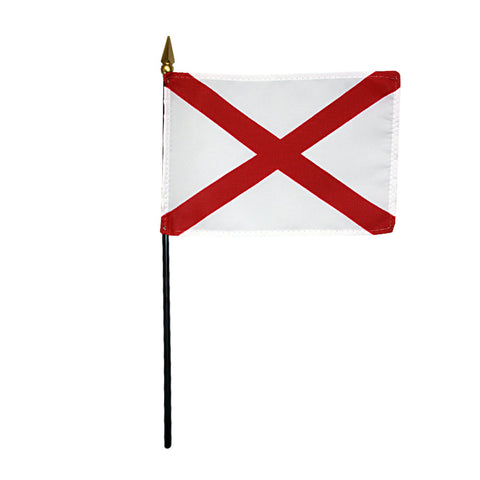 Miniature Flag - Alabama - ColorFastFlags | All the flags you'll ever need!
