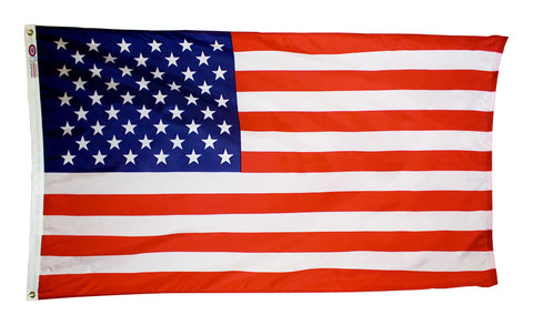 American Flag Set Economical - ColorFastFlags | All the flags you'll ever need!