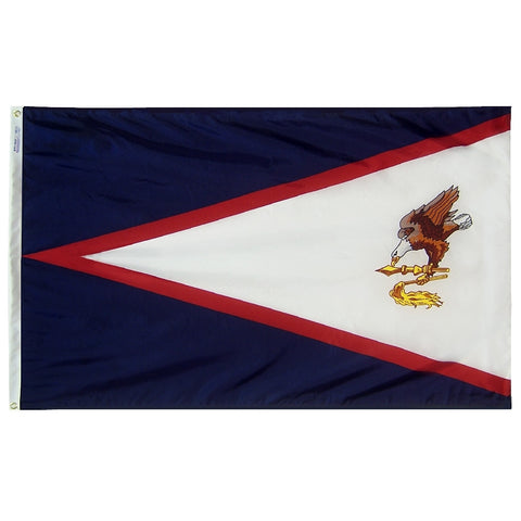 American Samoa Flag - ColorFastFlags | All the flags you'll ever need!