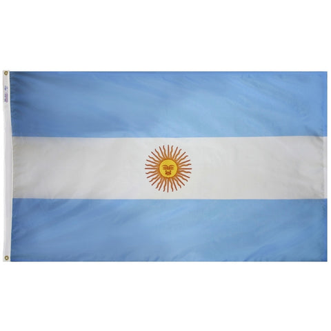 Argentina Government Flag - ColorFastFlags | All the flags you'll ever need!