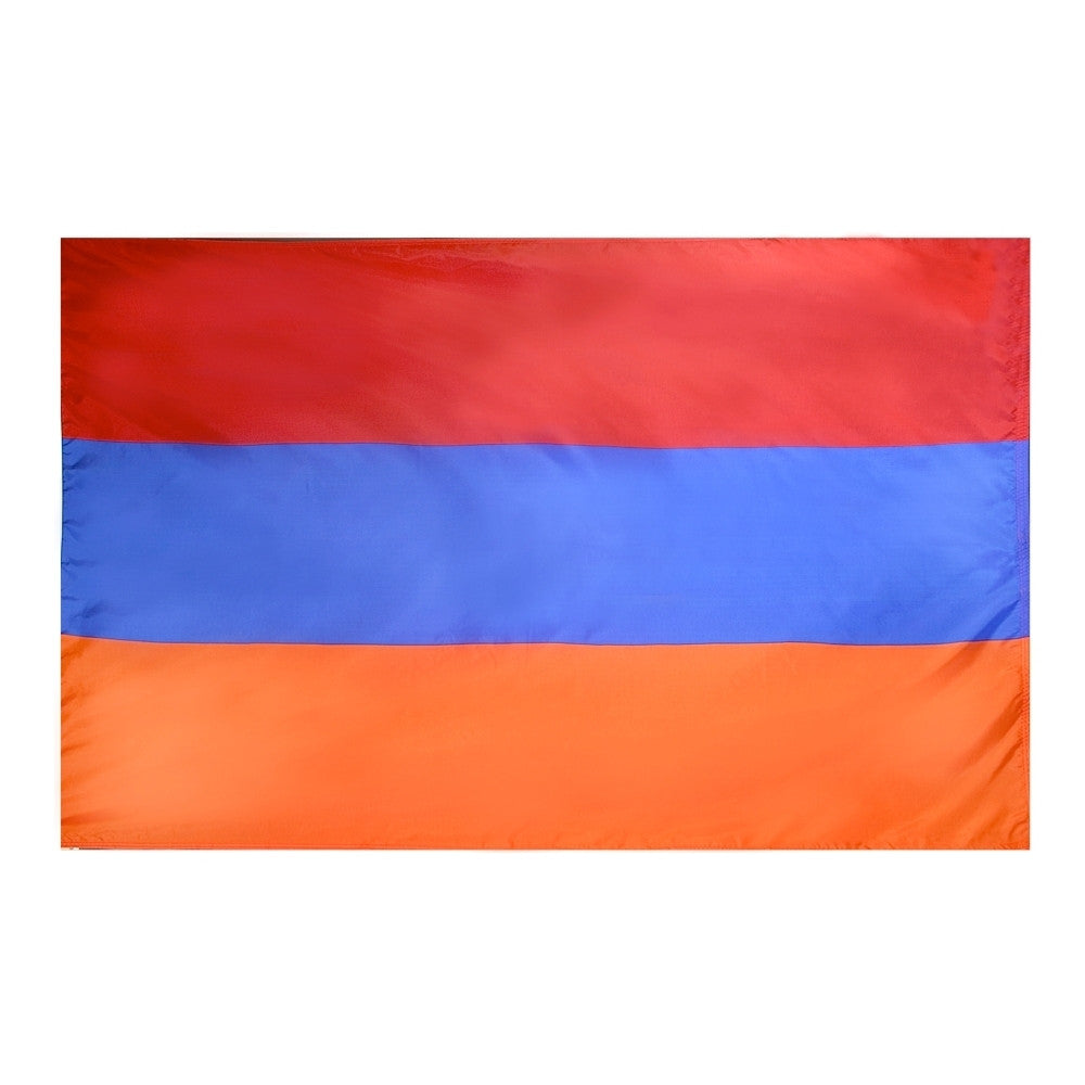 Armenia Flag - ColorFastFlags | All the flags you'll ever need!