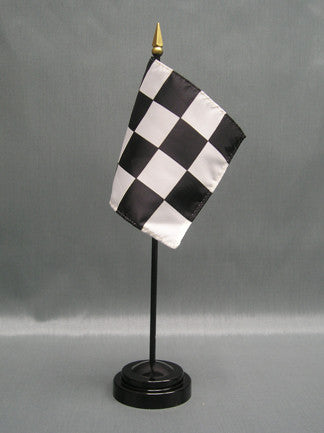 Miniature Checkered Flag - ColorFastFlags | All the flags you'll ever need!