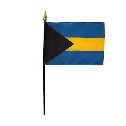 Miniature Bahamas Flag - ColorFastFlags | All the flags you'll ever need!