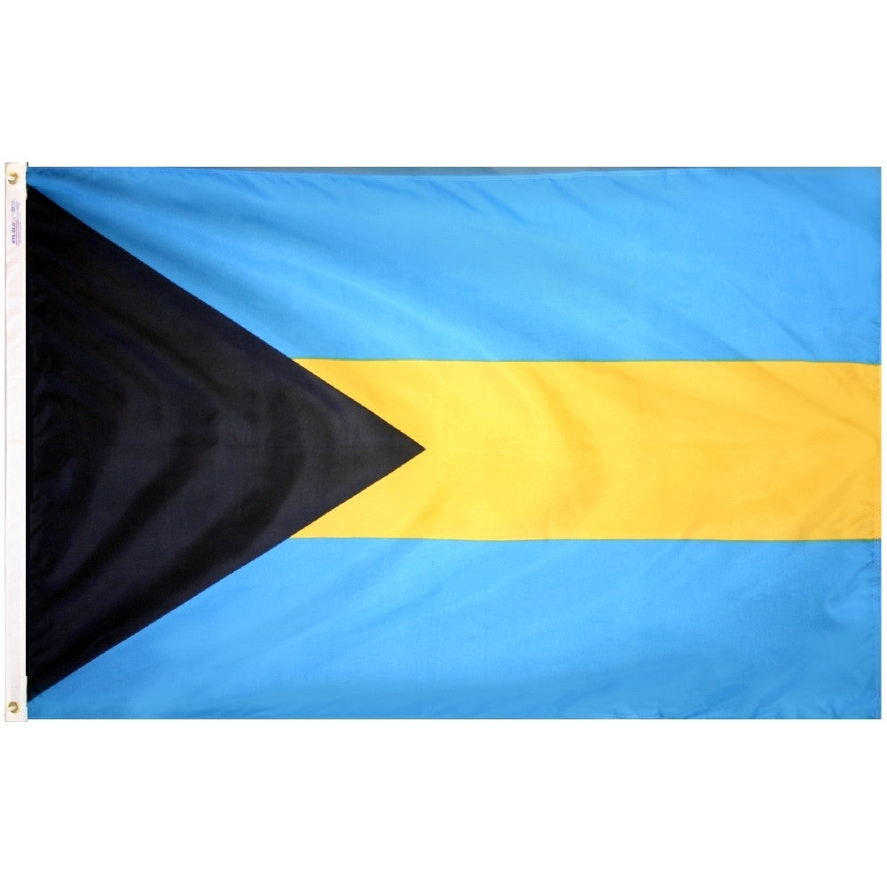 Bahamas Flag - ColorFastFlags | All the flags you'll ever need!