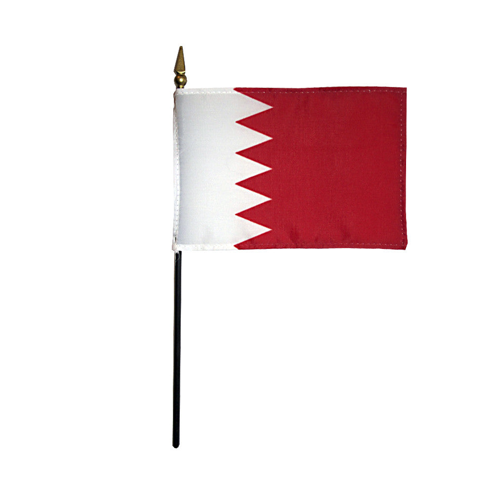 Miniature Bahrain Flag - ColorFastFlags | All the flags you'll ever need!