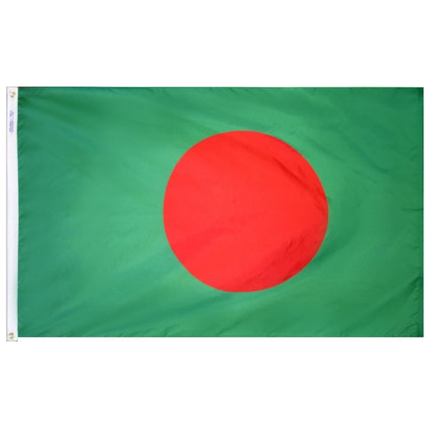 Bangladesh Flag - ColorFastFlags | All the flags you'll ever need!