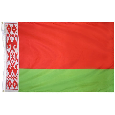 Belarus Flag - ColorFastFlags | All the flags you'll ever need!