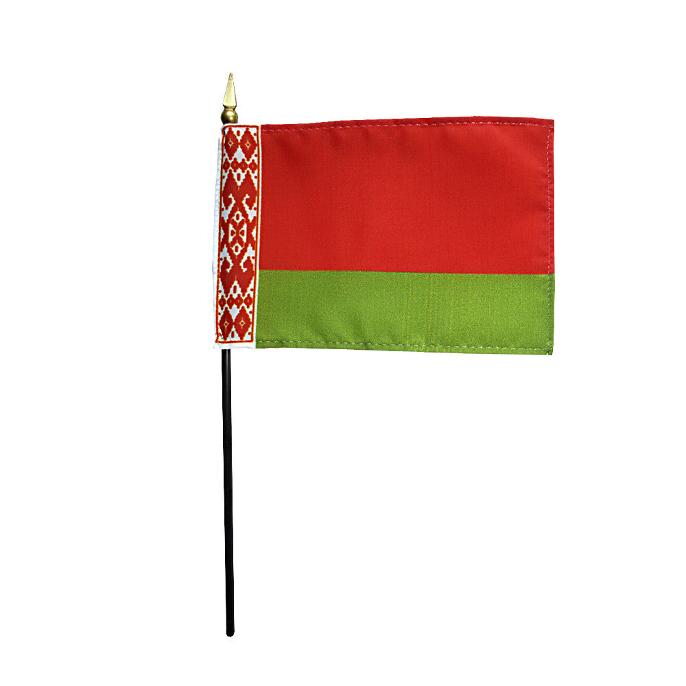 Miniature Belarus Flag - ColorFastFlags | All the flags you'll ever need!