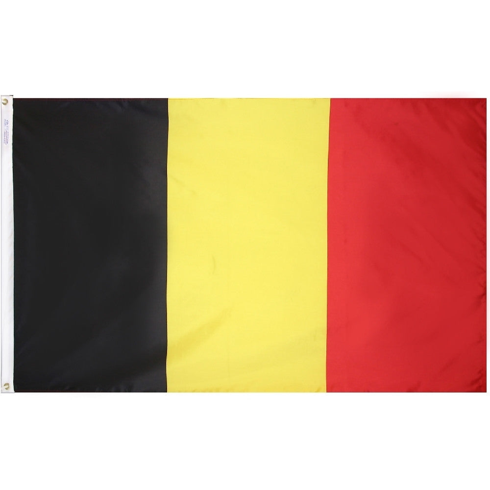 Belgium Flag - ColorFastFlags | All the flags you'll ever need!