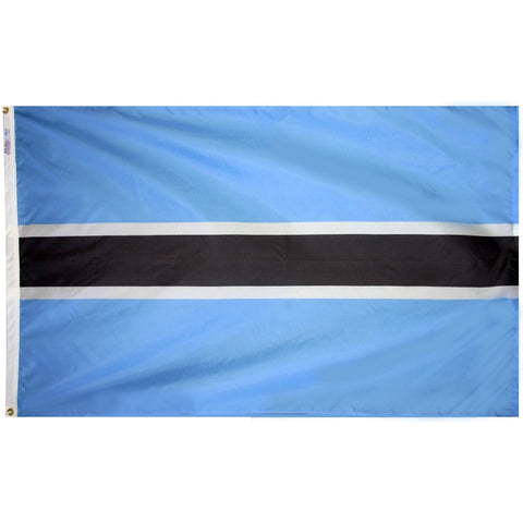 Botswana Flag - ColorFastFlags | All the flags you'll ever need!