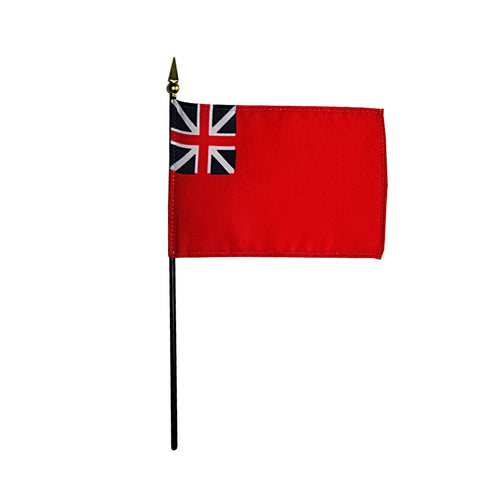 Miniature British Red Ensign Flag - ColorFastFlags | All the flags you'll ever need!