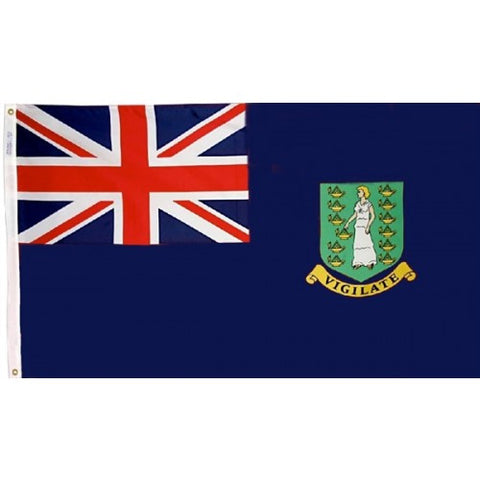 British Virgin Islands - ColorFastFlags | All the flags you'll ever need!