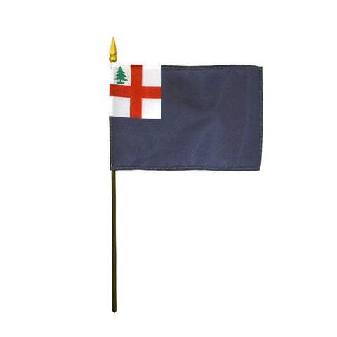 Miniature Bunker Hill Flag - ColorFastFlags | All the flags you'll ever need!