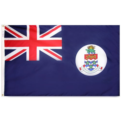 Cayman Islands Flag - ColorFastFlags | All the flags you'll ever need!