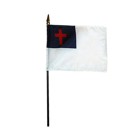 Miniature Christian Flag - ColorFastFlags | All the flags you'll ever need!