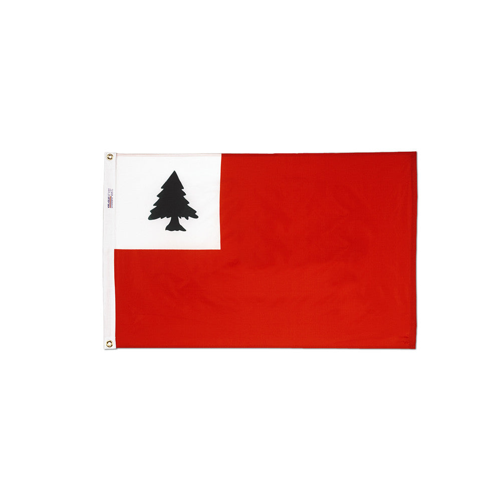Continental With Pine Tree Flag - ColorFastFlags | All the flags you'll ever need!