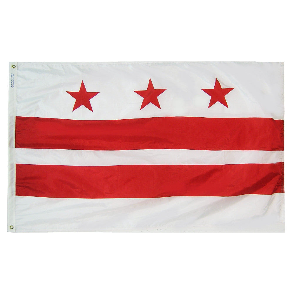 District of Columbia - ColorFastFlags | All the flags you'll ever need!