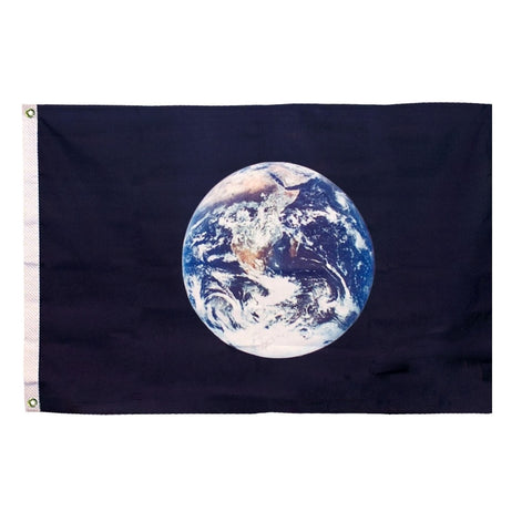 Earth Flag - ColorFastFlags | All the flags you'll ever need!
