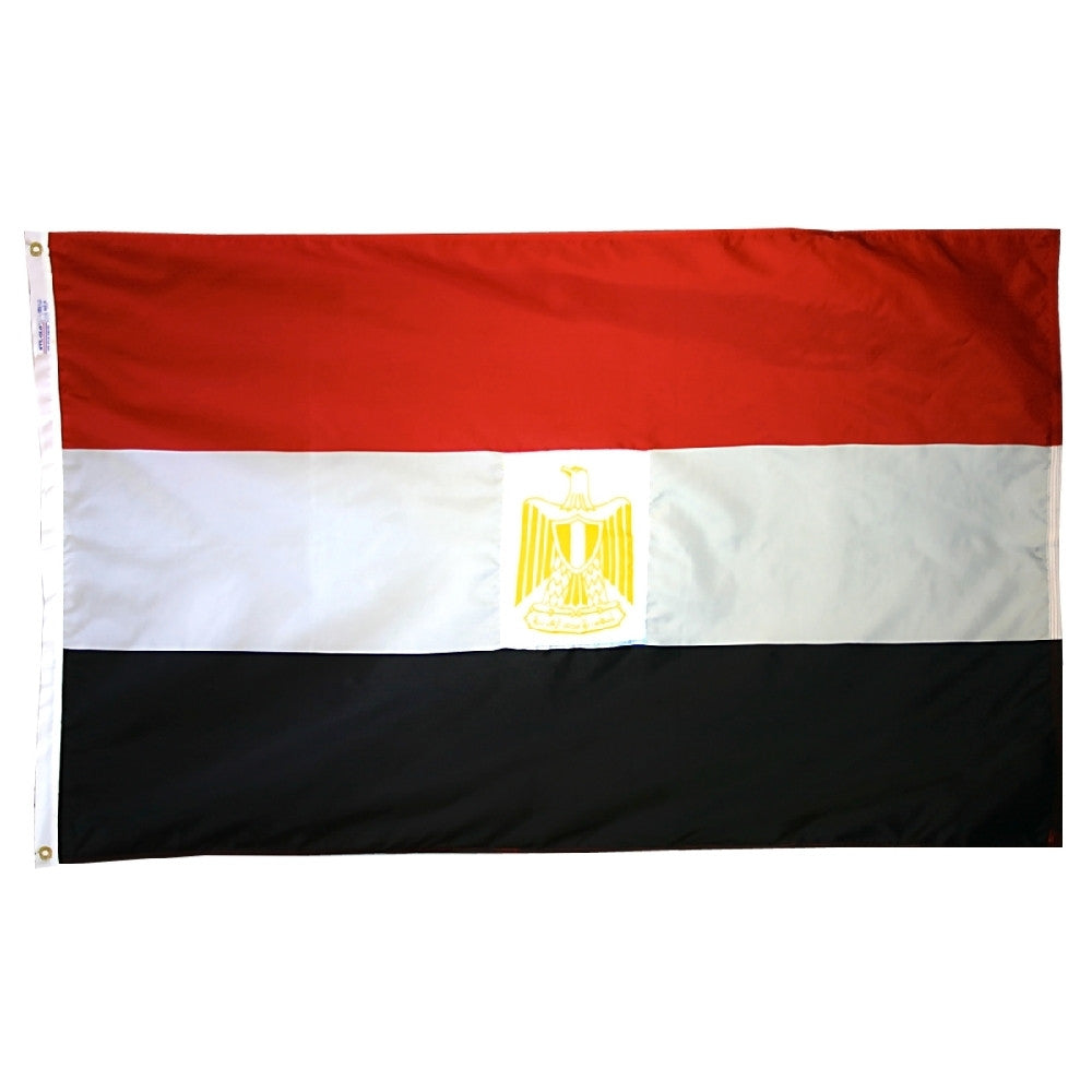 Egypt Flag - ColorFastFlags | All the flags you'll ever need!