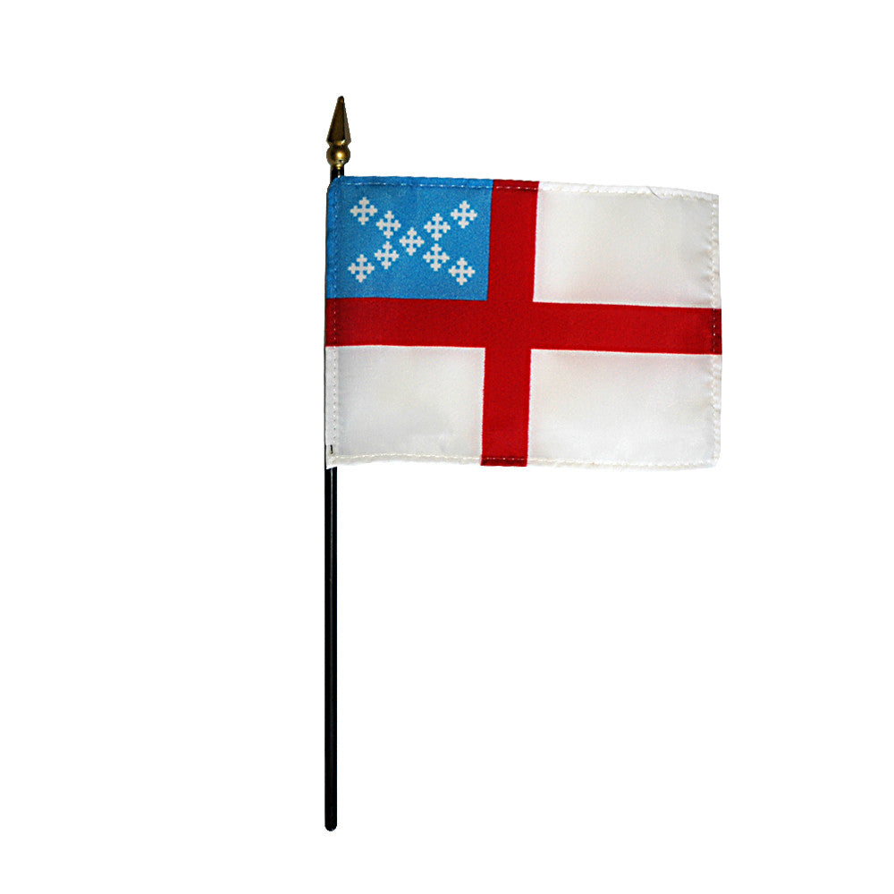 Miniature Episcopal Flag - ColorFastFlags | All the flags you'll ever need!