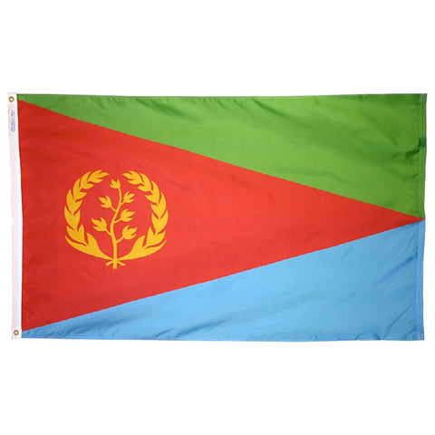 Eritrea Flag - ColorFastFlags | All the flags you'll ever need!