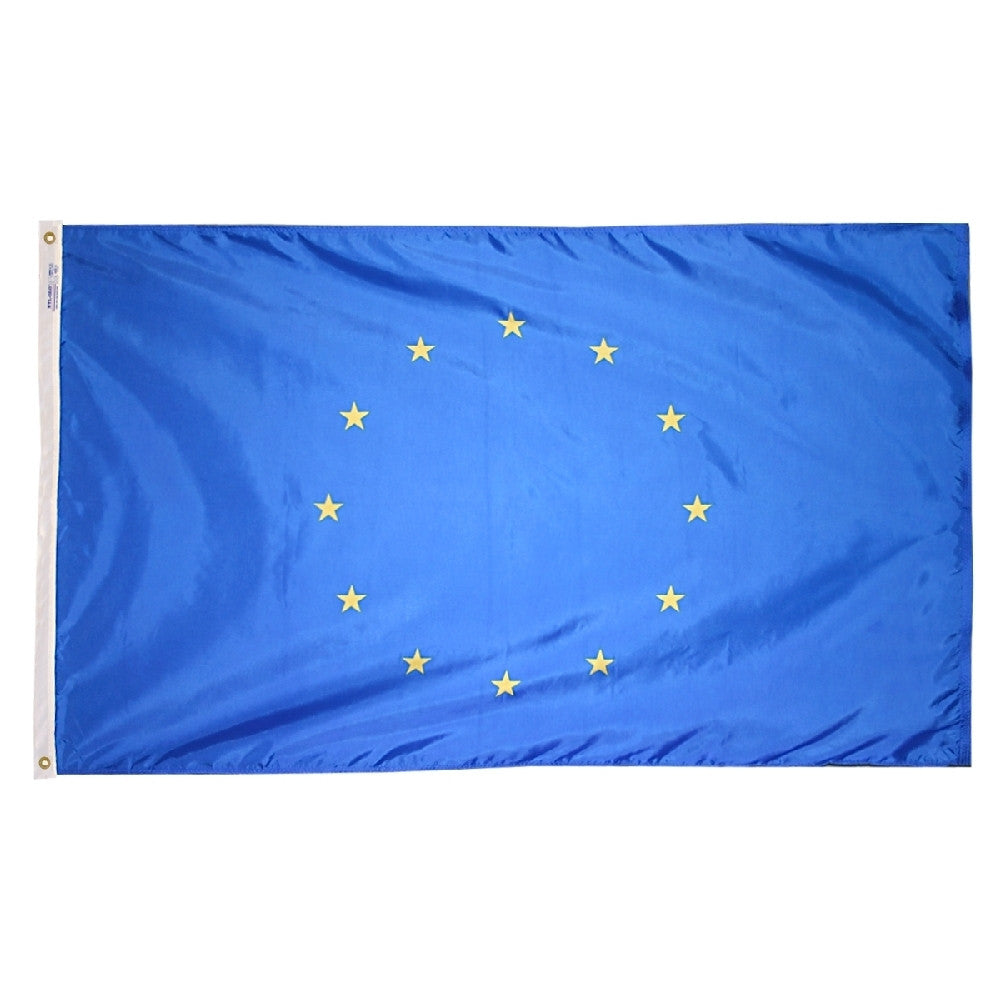 European Union Flag - ColorFastFlags | All the flags you'll ever need!