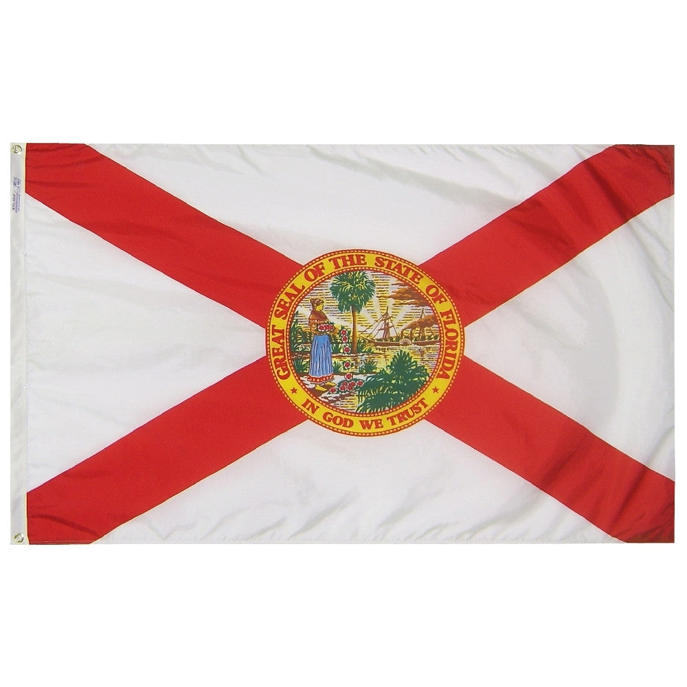 Florida State Flags - ColorFastFlags | All the flags you'll ever need!
