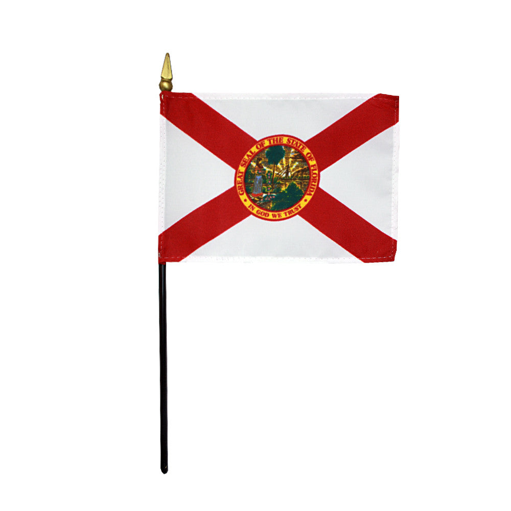 Miniature Flag - Florida - ColorFastFlags | All the flags you'll ever need!