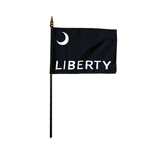 Miniature Fort Moultrie Flag - ColorFastFlags | All the flags you'll ever need!