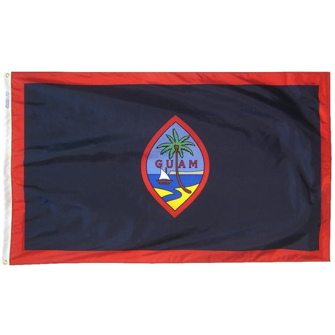 Guam - ColorFastFlags | All the flags you'll ever need!