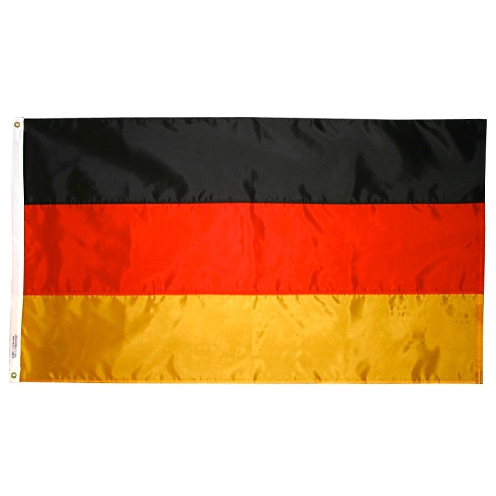 Germany Flag - ColorFastFlags | All the flags you'll ever need!