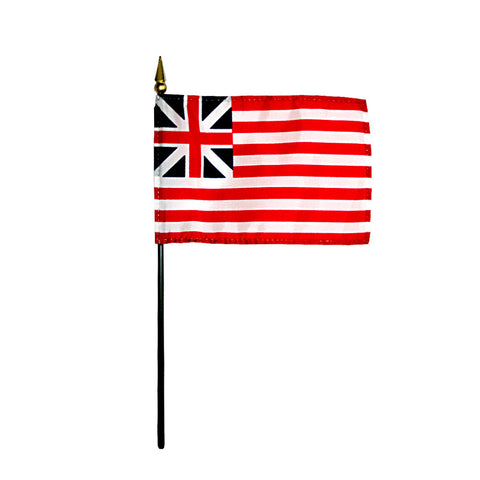 Miniature Grand Union Flag - ColorFastFlags | All the flags you'll ever need!