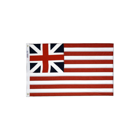 Grand Union Flag - ColorFastFlags | All the flags you'll ever need!
